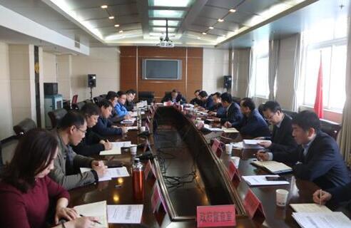 朱玉明召开乡村文明行动专题会议