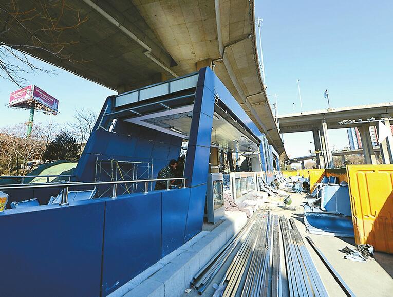 顺河快速路南延力争6月开工 二环东高架北延今年也将开工
