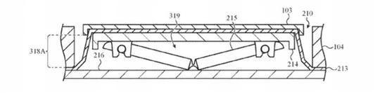 苹果公司申请了新专利 试图解决键盘灰尘污染问题