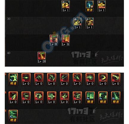 DNF最新龙枪刷图加点攻略 龙枪加点方案一览