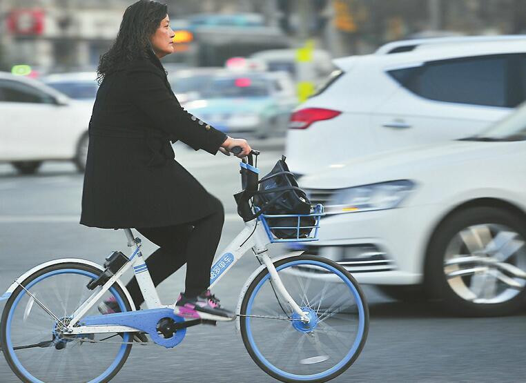"""共享单车战未停:刚进""""收割期"""" """"搅局者""""就放出大招"""