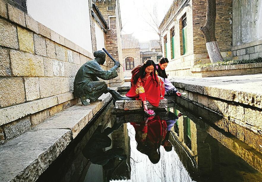 文化为魂古城为质 千年明府城蝶变国际一流旅游目的地