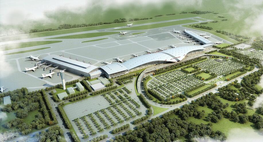济南机场北指廊扩建在即 二期改扩建提上日程