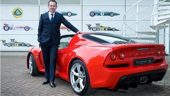路特斯将于2020年推出两款新跑车 SUV紧随其后