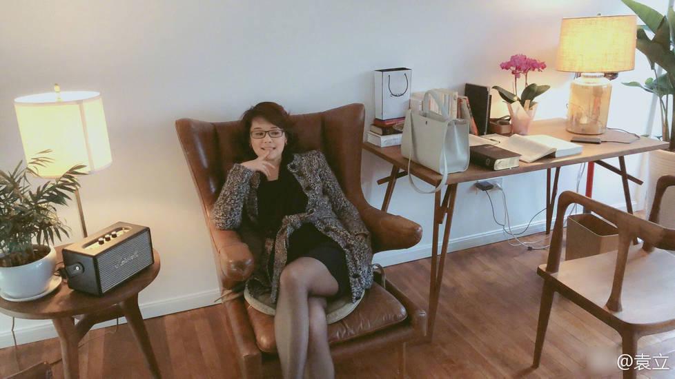 高大上!44岁袁立晒新豪宅内景 布置贴近欧式温馨十足