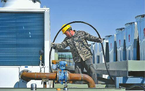 济钢能源站6套系统已具备运行条件 将打造为工业示范旅游景点