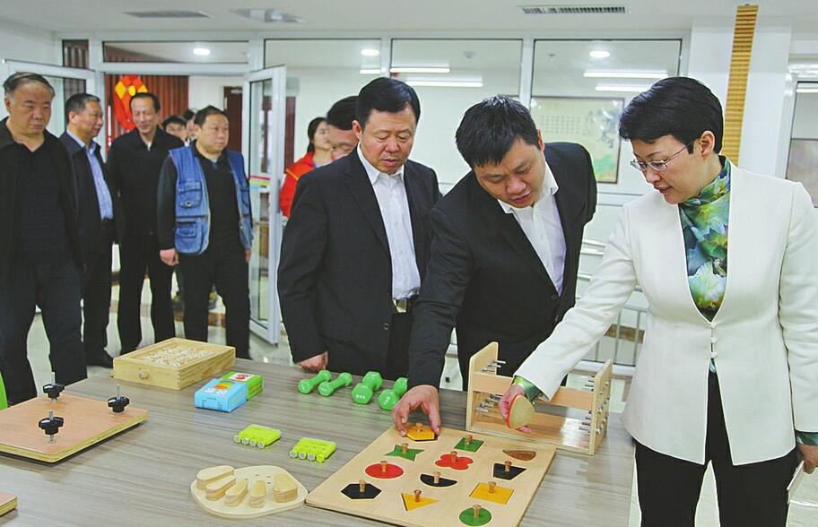 济南市社会工作人才队伍建设和社会工作的发展工作纪实
