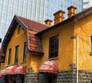 原胶济铁路建筑群翻新