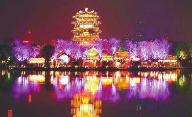 文明游园、礼让游客