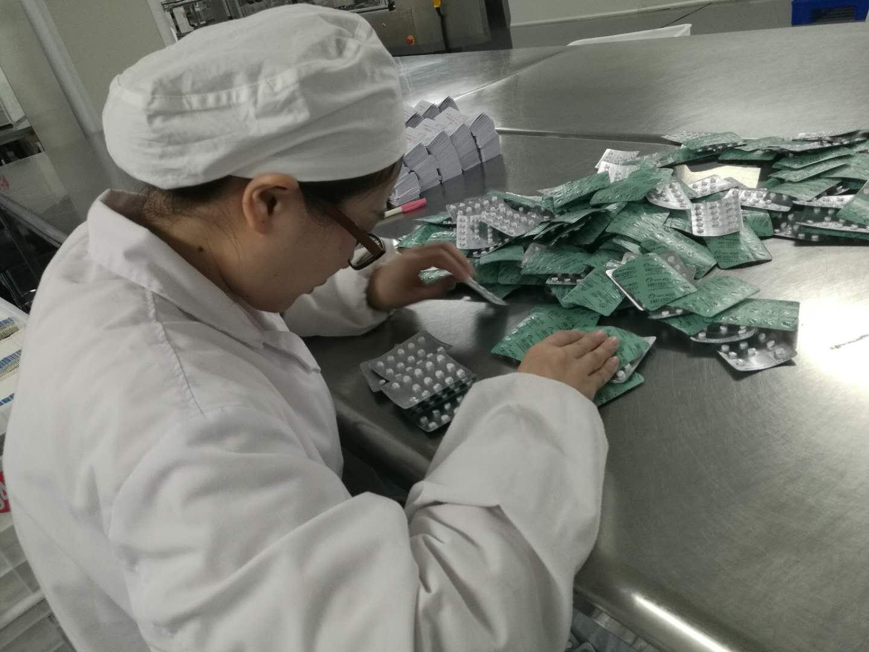 中国作家采风团走进鲁南制药