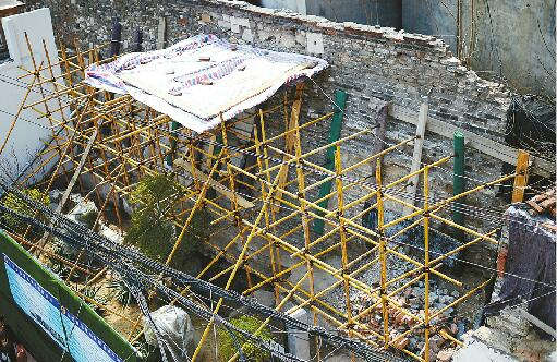 济南:600年老城墙开修