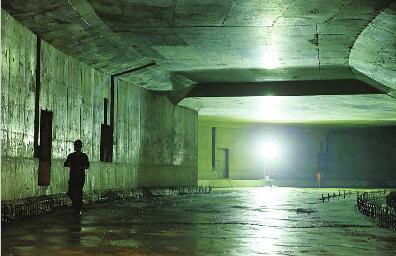济南:CBD地下环路现雏形