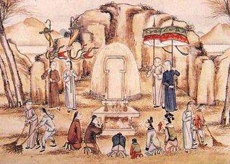 中国古代的清明祭祀文化