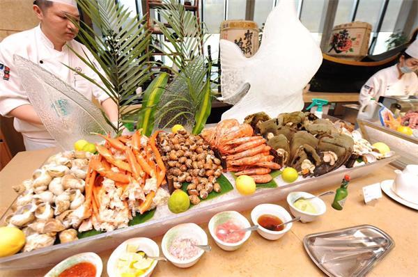 济南喜来登酒店盛宴自助西餐厅周五海鲜之夜再次升级