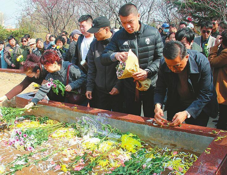济南市殡仪馆:倡导文明祭扫新风 打造生命教育基地