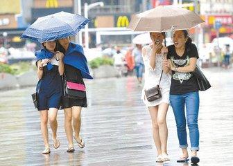 山东今明两天多地有雨!济南的雨后半夜下到次日早晨