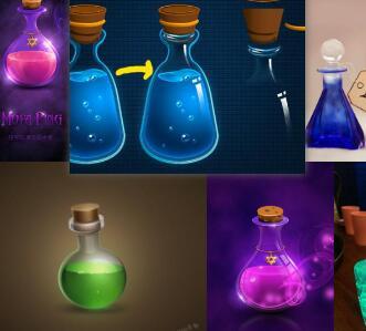 用瓶子做科学小制作图片