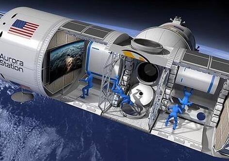 太炫酷了!全球首家太空酒店 游客1天当中可以看到16次日出和日落