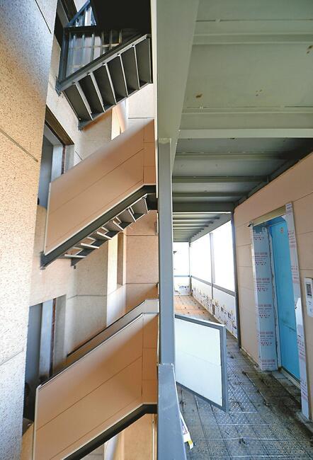 老楼加电梯 济南将推标准化安装
