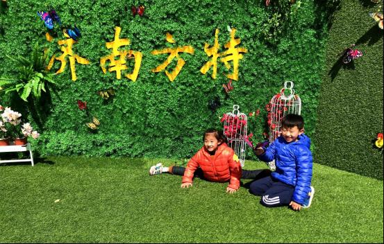 清明小长假济南方特人气爆棚,蝴蝶丛中共享春日好时光