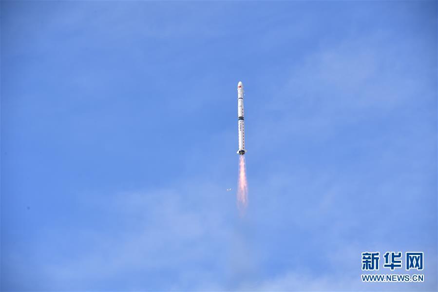 我国成功发射遥感卫星 用于开展电磁环境探测及微纳卫星技术试验