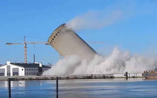 搞砸了!丹麦爆破失误毁了图书馆 负责人:根本不知道为什么