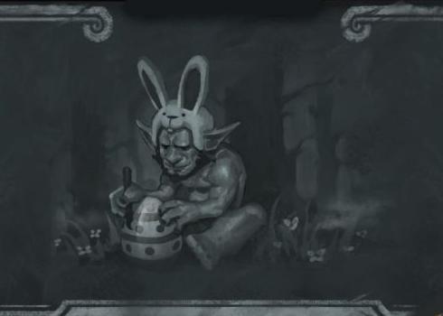 炉石传说女巫森林版本拆包 复活节活动及新乱斗内容