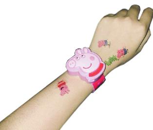 小猪佩奇手表遭疯抢 网络亚文化成为新型文化