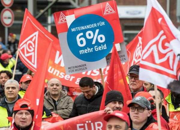 德国大罢工争加薪 公交、幼儿园、医院和垃圾清理服务面临停摆