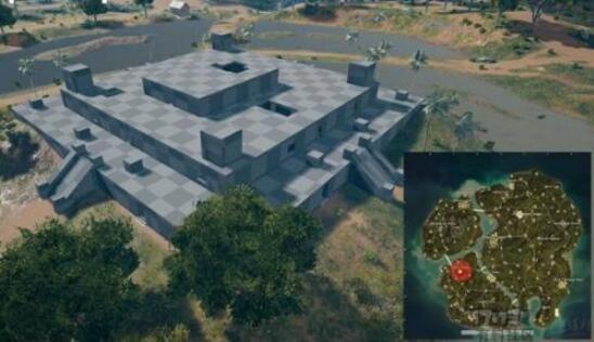 绝地求生地图4月13日更新 吃鸡4x4新地图怎么打/交火地点攻略一览