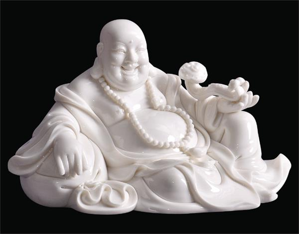 """康博会上赏""""千年瓷器""""——巩义白瓷之美"""