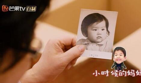 基因强大!黄圣依童年照曝光 6岁儿子安迪来上海外婆家看后兴奋不已