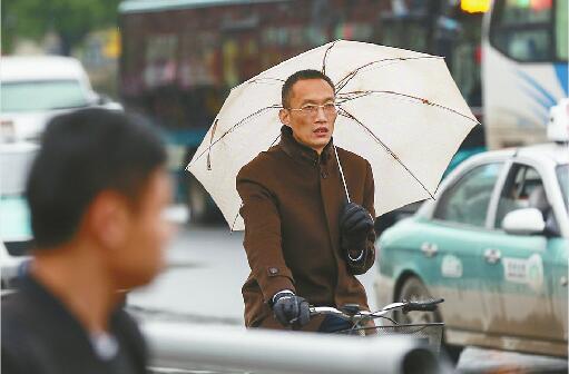 """小雨天过后 济南气温下周""""奔三"""""""