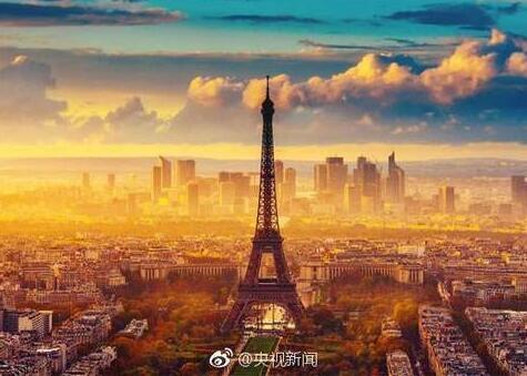 埃菲尔铁塔关闭:即日起无限期 游客将暂时无法登上