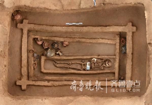 开棺取宝?基本不存在的!山大考古专家解密焦家遗址