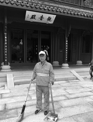 68岁东北大叔边旅游边打工跑遍20多个城市
