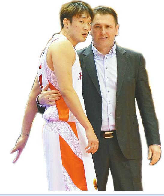 山东高速男篮下赛季分组不错 三巨头谁能留下?