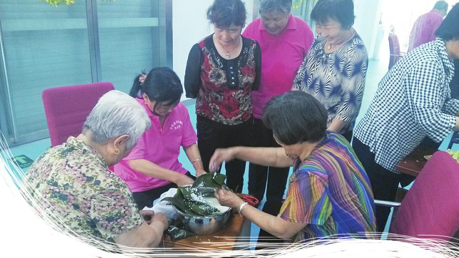 平阴县锦水街道多元模式绘就老人幸福晚景