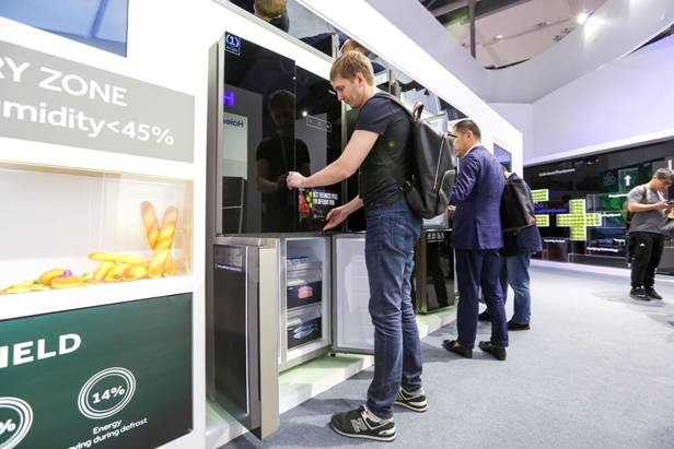 """世界冰箱进入""""海尔时代"""":专利数超二三名之和居世界第1"""