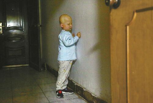 白血病男童下月迎来4岁生日许下70个心愿 你愿意帮他圆梦吗