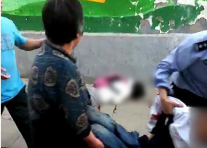 陕西榆林米脂多名初中学生被砍已致7人死亡 嫌犯已被控制