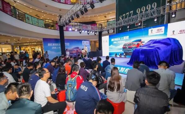 """""""智能大荟""""的北京车展,比亚迪DiLink玩出了""""颠覆感"""""""
