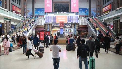 北京铁路增开列车 共计开行的263趟列车都去往哪些城市?
