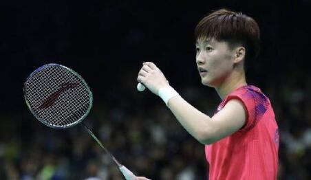 陈雨菲进决赛 2-0击败击败韩国一姐成池铉闯进女单决赛