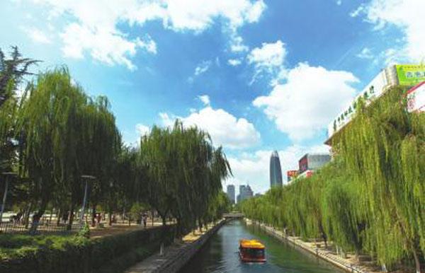 """济南市将开展城市提升工程""""十大..."""