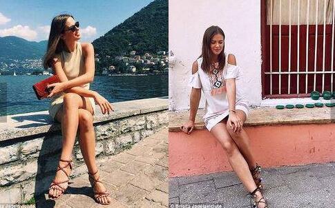 肤白貌美大长腿!空姐一年蹭玩74个国家 晒旅行照疯狂吸粉
