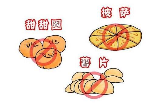 三件事帮您预防糖尿病 想吃甜甜圈?想吃披萨?想吃薯片?NO!