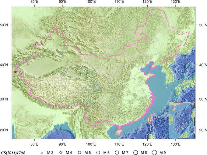 塔吉克斯坦地震:震源深度16千米 此地区近来地震频发