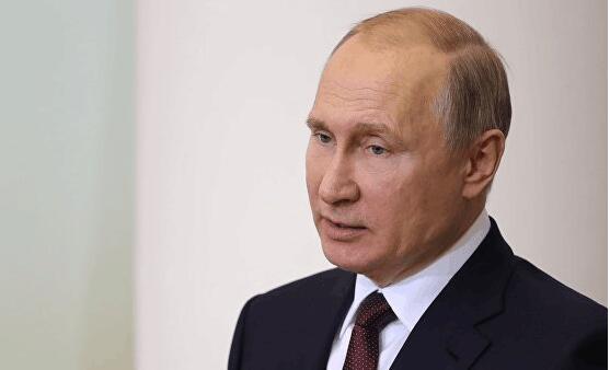普京宣誓就职 俄罗斯将发行普京就职纪念邮票