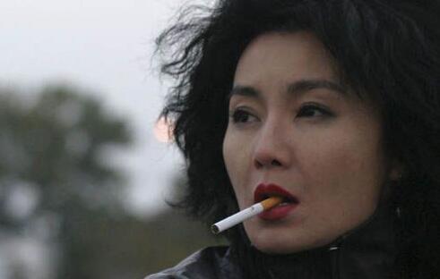 岁月不饶人?张曼玉近照曝光冻龄满分 53岁